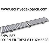 Bmw 1Seri E87 Kasa Polen Filtresi 64316946628