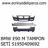 BMW E90 M TAMPON SETÝ 51950409692