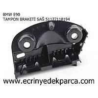 Bmw 3Seri E90 Kasa Arka Tampon Braketi