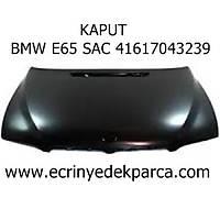 Bmw 7 Seri E65 Kasa Kaput Sac