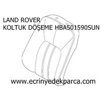 LAND ROVER KOLTUK DÖÞEME HBA501590SUN