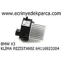 KLÝMA REZÝSTANSI BMW X3 64116923204
