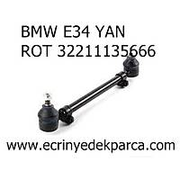 Bmw 5 Seri E34 Kasa Yan Rot