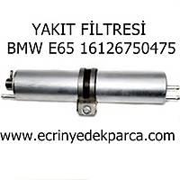 YAKIT FÝLTRESÝ BMW E65 16126750475
