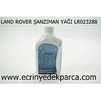 LAND ROVER ÞANZIMAN YAÐI LR023288