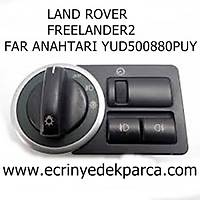 LAND ROVER FREELANDER2 FAR ANAHTARI YUD500880PUY