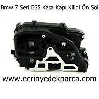 Bmw 7 Seri E65 Kasa Kapý Kilidi Ön Sol