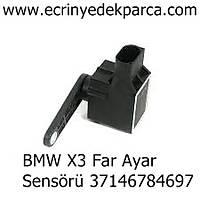 BMW X3 Far Ayar Sensörü 37146784697