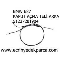 Bmw 1Seri E87 Kasa Arka Kaput Teli