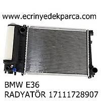 Bmw 3Seri E36 Kasa Su Radyatörü 17111728907