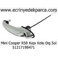 Mini Cooper R50 Kapý Kolu Dýþ Sol
