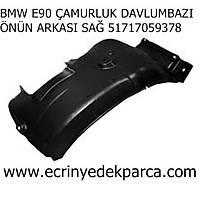 Bmw 3Seri E90 Kasa Çamurluk Davlumbazý Ön