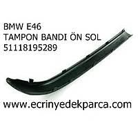 BMW E46 TAMPON BANDI ÖN SOL 51118195289