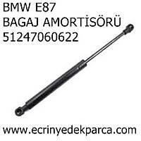 BMW E87 BAGAJ AMORTİSÖRÜ 51247060622