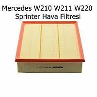 Mercedes W210 W211 W220 Sprinter Hava Filtresi