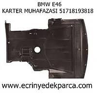 Bmw 3Seri E46 Kasa Motor Alt Muhafaza