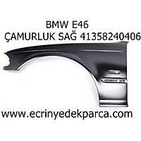 BMW E46 ÇAMURLUK SAÐ 41358240406