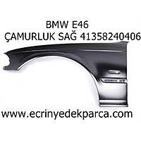 BMW E46 ÇAMURLUK SAĞ 41358240406