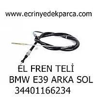 EL FREN TELÝ BMW E39 ARKA SOL34401166234