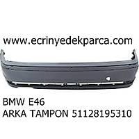 Bmw 3Seri E46 Kasa Arka Tampon