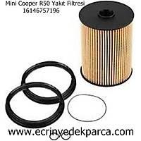 Mini Cooper R50 Yakýt Filtresi
