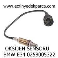 OKSÝJEN SENSORÜ BMW E34 0258005322