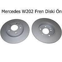 Mercedes W202 Fren Diski Ön