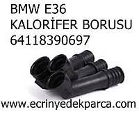 BMW E36 KALORÝFER BORUSU 64118390697
