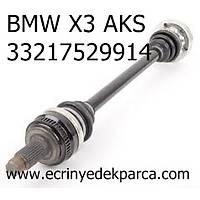 BMW X3 AKS