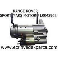 RANGE ROVER SPORT MARÞ MOTORU LR043962