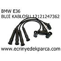 Bmw 3Seri E36 Kasa Buji Kablo Seti