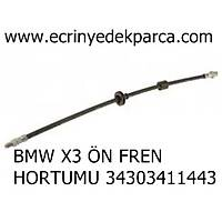 BMW X3 ÖN FREN HORTUMU 34303411443
