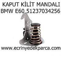 Bmw 5Seri E60 Kasa Kaput Kilit Mandalý