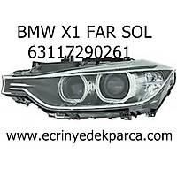 Bmw X1 E84 Kasa Far Sol