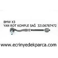 Bmw X3 E83 Kasa Yan Rot Komple Sað