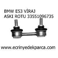 BMW E53 VÝRAJ ASKI ROTU 33551096735