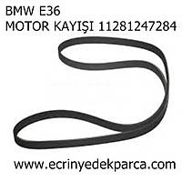 Bmw 3Seri E36 Kasa Motor Kayýþý