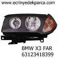 BMW X3 FAR 63123418399