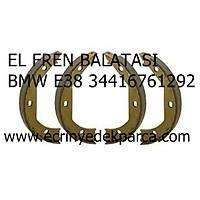 EL FREN BALATASI BMW E38 34416761292