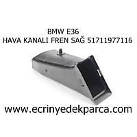 Bmw 3Seri E36 Kasa Fren Hava Bakaliti