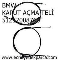 BMW KAPUT AÇMA TELÝ 51237008760