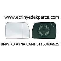 BMW X3 AYNA CAMI 51163404625