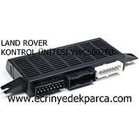LAND ROVER FREELANDER1 KONTROL ÜNÝTESÝ YWC500760