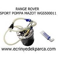 RANGE ROVER SPORT POMPA MAZOT WGS500011
