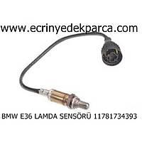 BMW E36 LAMBDA SENSÖRÜ 11781734393