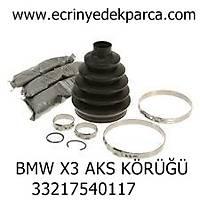 BMW X3 KÖRÜK DIÞ ARKA 33217540117