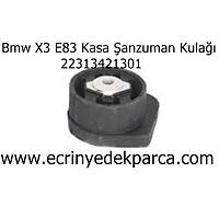 Bmw X3 E83 Kasa Þanzuman Kulaðý