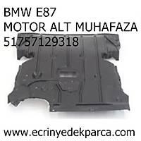 Bmw 1Seri E87 Kasa Motor Alt Muhafaza