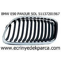 Bmw 3Seri E90 Kasa Krom Panjur Sol
