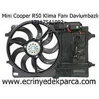 Mini Cooper R50 Klima Faný Davlumbazlý